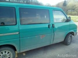 Volkswagen Caravelle, Passenger, 1995 | 0