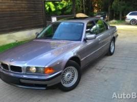 BMW 7 serija sedanas 1996,  Telšiai