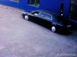 Cadillac DeVille komercinis 2001,  Kaunas