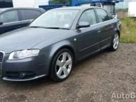 Audi A4, Sedanas   2