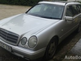 Mercedes-Benz E class universal