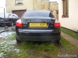 Audi A4 sedanas 2003,  Panevėžys