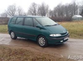 Renault Espace vienatūris 1999,  Telšiai