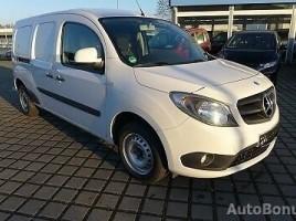 Mercedes-Benz Citan109 CDI, Krovininis, 2013-06-01 | 1
