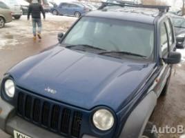 Jeep Grand Cherokee, Visureigis | 2