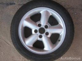 Audi, A6,A4,A3 Vw passat,golf, light alloy rims | 3