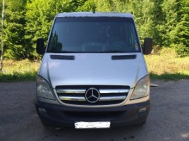 Mercedes-Benz Sprinter vienatūris