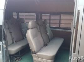 Ford Transit, Passenger, 2001-09-01 | 2