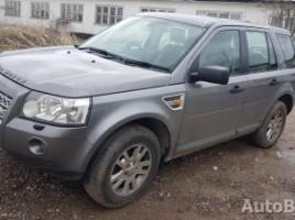 Land Rover Freelander, Visureigis | 1