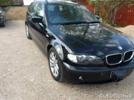 BMW 3 serija universalas