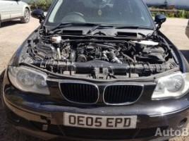 BMW 1 serija sedanas