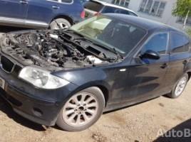 BMW 1 serija, Sedanas | 1