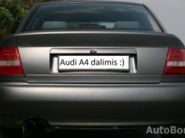 Audi A4 sedanas 1997 Kaunas