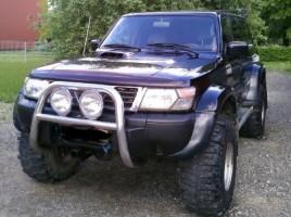Nissan Patrol внедорожник 1998,  Пасвалис