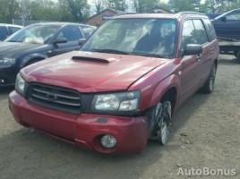 Subaru Forester внедорожник 2005 Паневежис