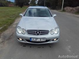 Mercedes-Benz CLK klasė kupė