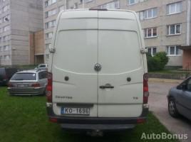Volkswagen Crafter, Krovininis, 2008-10-10 | 3