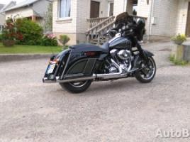 Harley-Davidson FLHT, Chopper, 2010-02-01 | 3