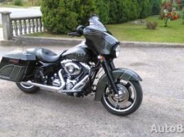 Harley-Davidson FLHT, Chopper, 2010-02-01 | 1