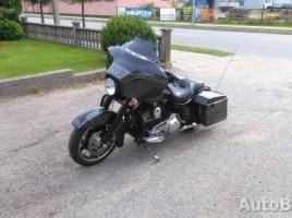 Harley-Davidson FLHT, Chopper, 2010-02-01 | 0