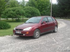 Ford Focus hečbekas 1999,  Širvintos