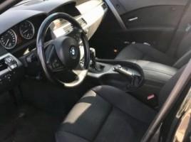 BMW 5 serija, Sedanas, 2006-06 | 2