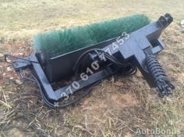 Belarus MTZ, Sweeping machine | 1