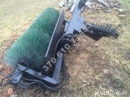 Belarus MTZ, Sweeping machine | 2