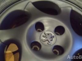 Peugeot lengvojo lydinio ratlankiai | 3