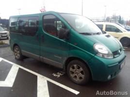 Renault Trafic keleivinis