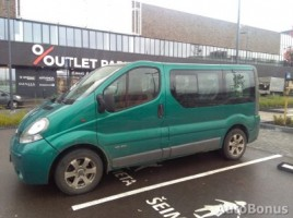 Renault Trafic, Keleivinis | 1