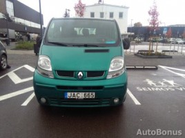 Renault Trafic, Keleivinis | 2