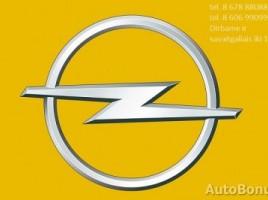 Opel Movano 2007 Vilnius