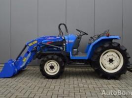 Iseki Sial 2x1FV traktorius 2017,  Akmenė
