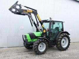 Deutz-Fahr Agroplus 3x20T traktorius 2012,  Akmenė