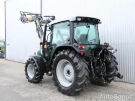 Deutz-Fahr Agroplus 3x20T, Traktorius, 2012   2