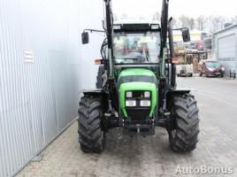 Deutz-Fahr Agroplus 3x20T, Traktorius, 2012   3