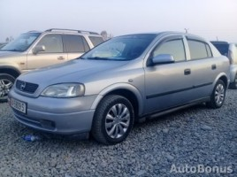 Opel Astra 2001 Kaunas