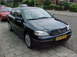 Opel Astra 2002 Kaunas
