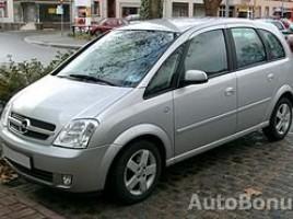Opel Meriva 2005 Kaunas