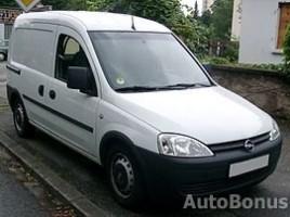 Opel Combo 2005 Kaunas