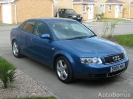 Audi A4 2003 Kaunas