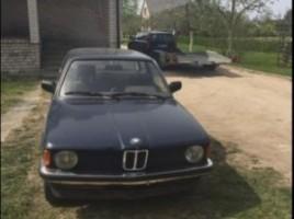 BMW 316, Sedanas, 1983 | 1
