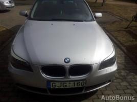 BMW 5 serija sedanas 2004,  Tauragė