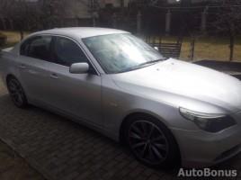 BMW 5 serija, Sedanas, 2004-04   1
