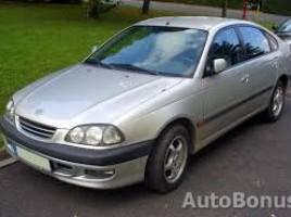 Toyota Avensis 1999 Kaunas