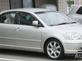 Toyota Avensis 2005 Каунас