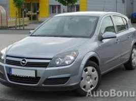 Opel Astra 2005 Kaunas