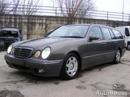 Mercedes-Benz E klasė, Universalas, 2001-07   3