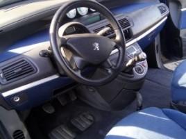 Peugeot 807, Vienatūris, 2003-01 | 2